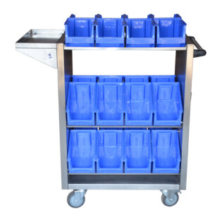 FBO Bin Trolley for Electrical